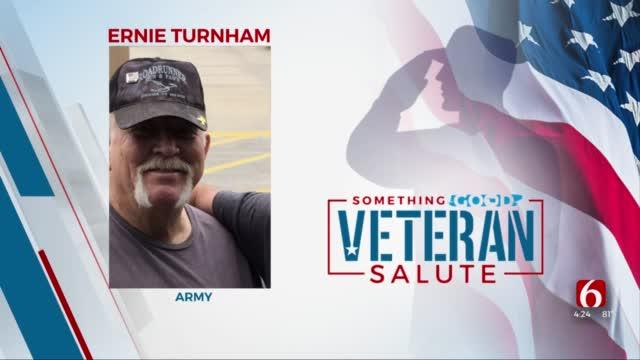 Veteran Salute: Ernie Turnham
