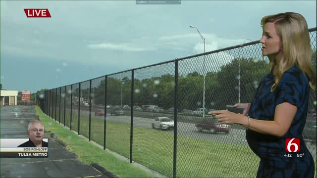 Watch: Crash On Eastbound BA Expressway Causing Backup