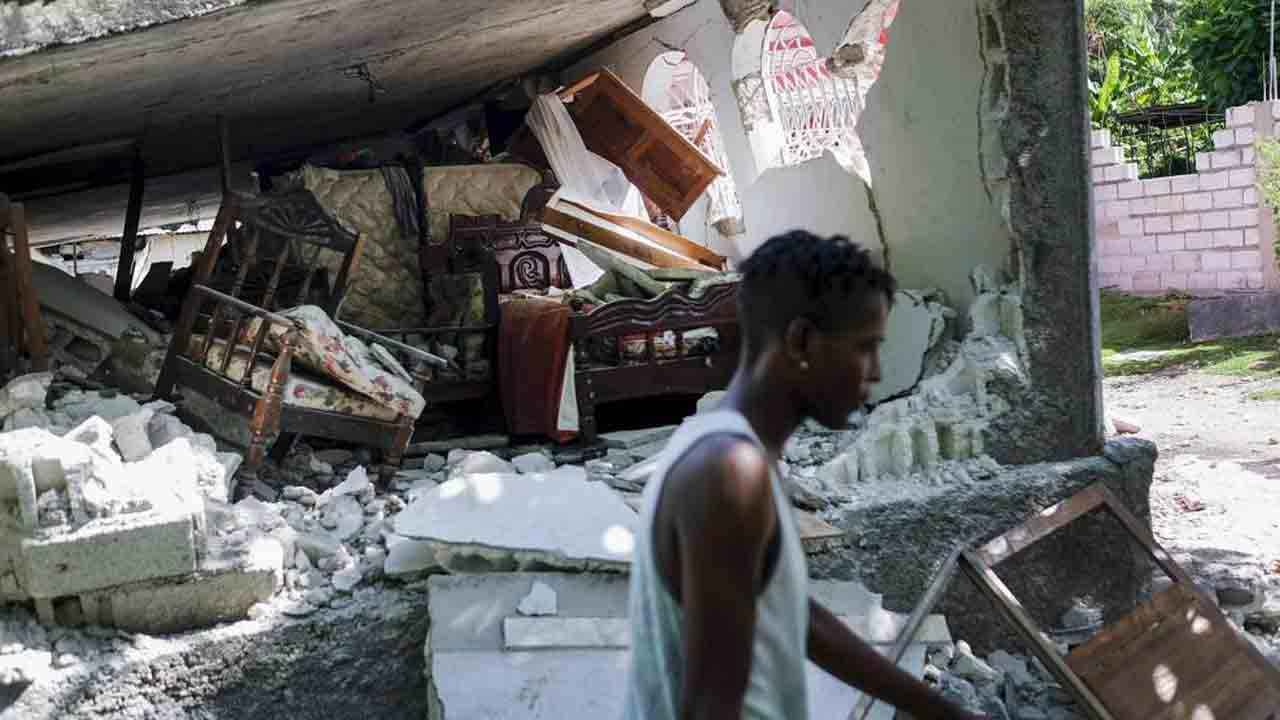 Haiti Earthquake Death Toll Rises To 1,419, Injured Now At 6,000