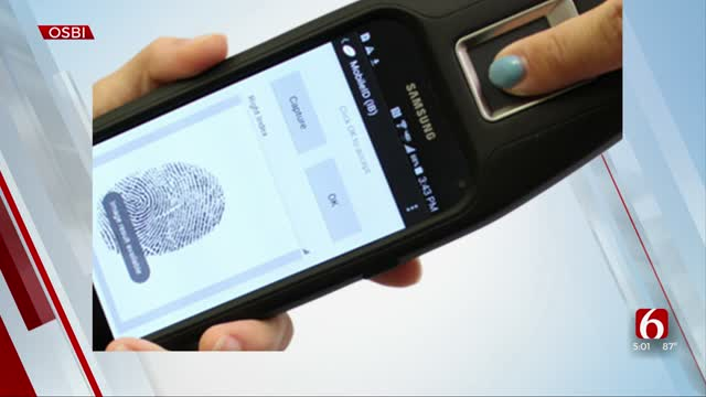 OSBI Uses New Fingerprint Technology To Quickly Identify Bodies