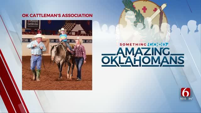 Amazing Oklahoman: Oklahoma Cattleman's Association
