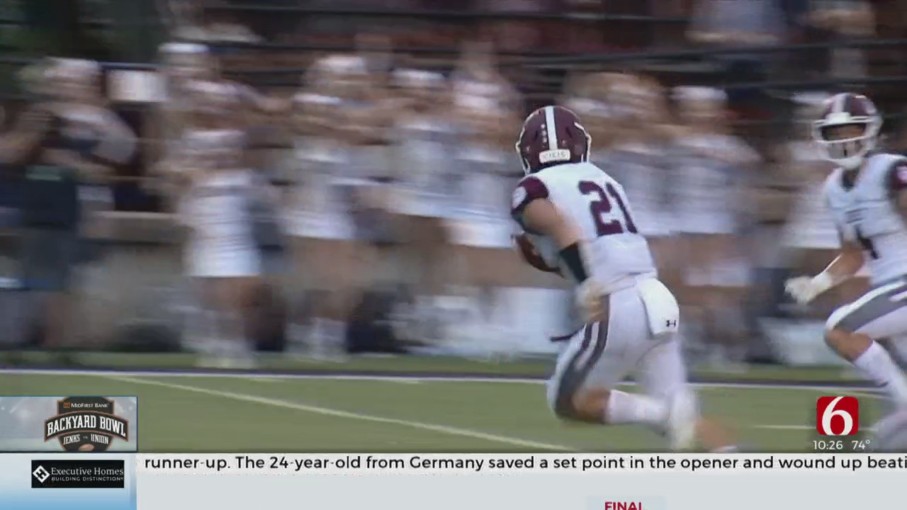 Bragging Rights Up For Grabs As Union, Jenks Renew Backyard Bowl Rivalry