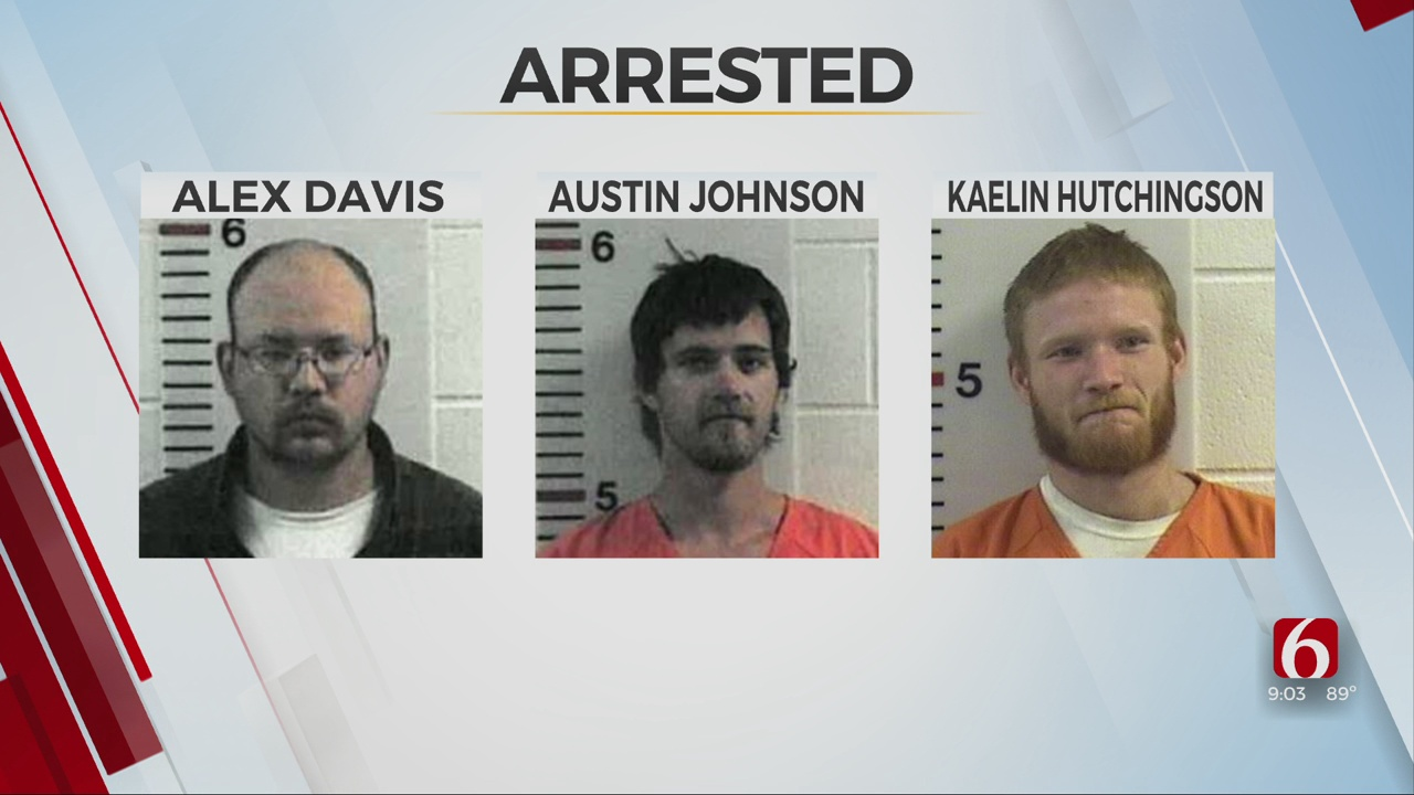 3 Men Suspected Of Torturing Woman, Throwing Body Into Pond