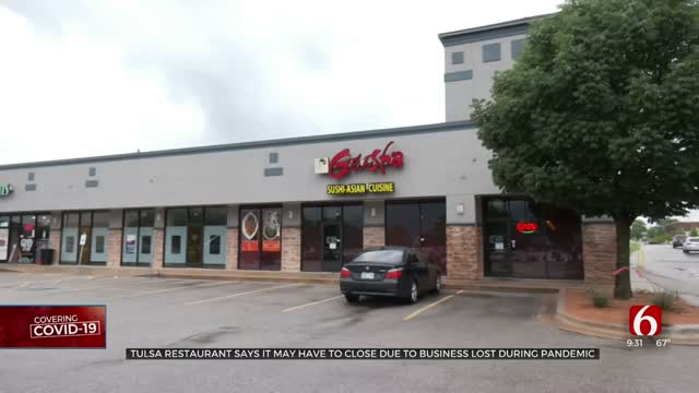 Tulsa Restaurant May Have To Close After Coronavirus Pandemic Impact