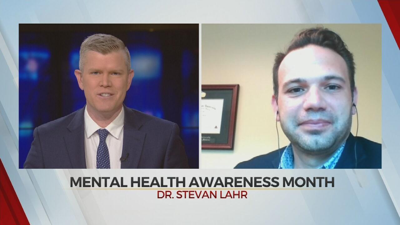 Watch: Mental Health Awareness