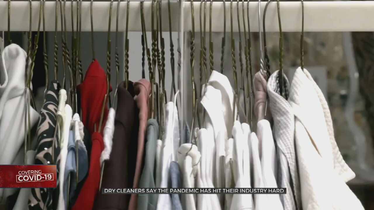 Dry Cleaners Struggle Amid COVID-19 Pandemic