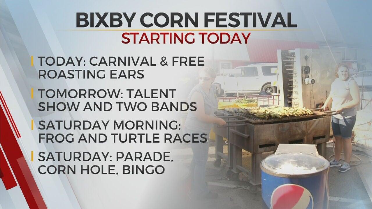 Bixby Green Corn Festival Kicks Off