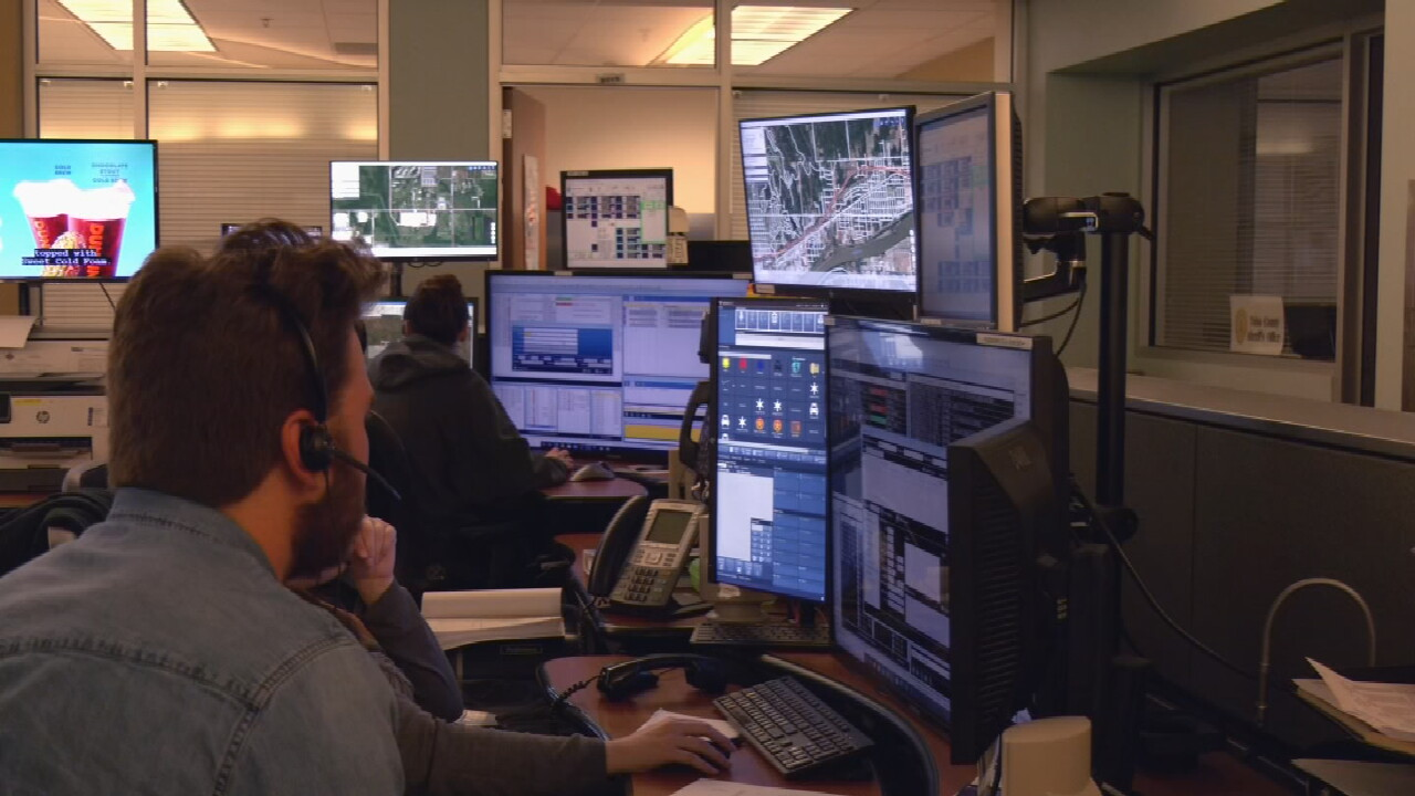 Tulsa County Recognizes 9-1-1 Dispatchers For Their Vital Role