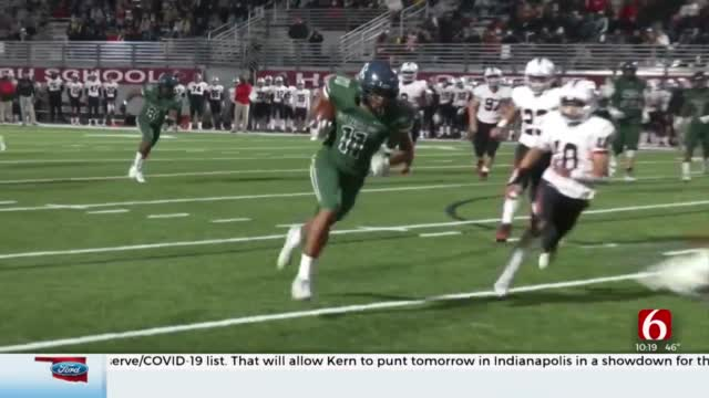 Union Falls To Edmond Santa Fe In State Semifinals