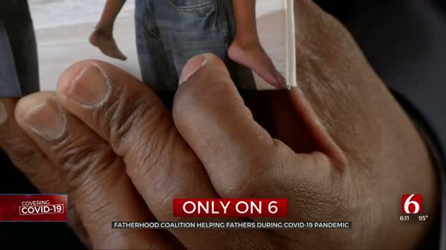 Fatherhood Coalition Aids Fathers During COVID-19 Pandemic