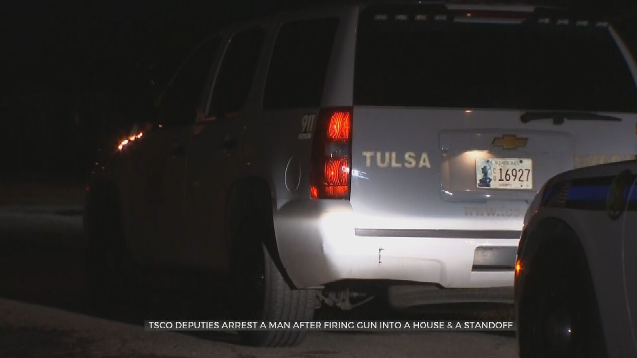 Turley Man Arrested After Brief Standoff With Tulsa County Sherriff's Deputies