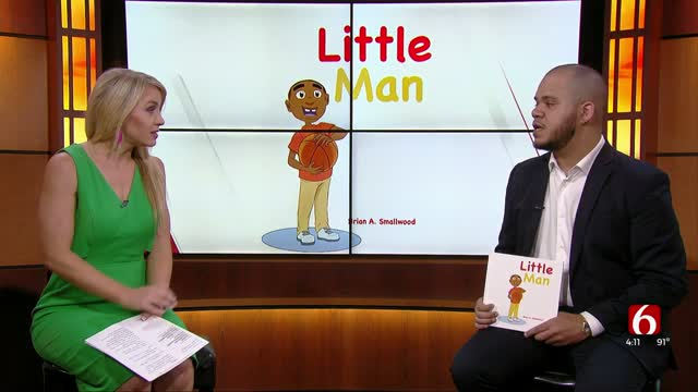 News on 6 Producer Smallwood Writes Empowering Book For Children