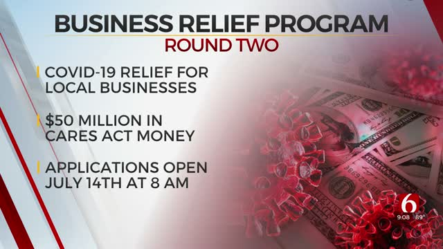 State Dpt. Of Commerce To Begin Phase Two Of Oklahoma's Business Relief Program