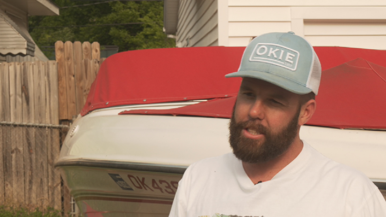 """Tulsa Man Saves 2 People From Drowning """"I Did What I Was Supposed To Do"""""""