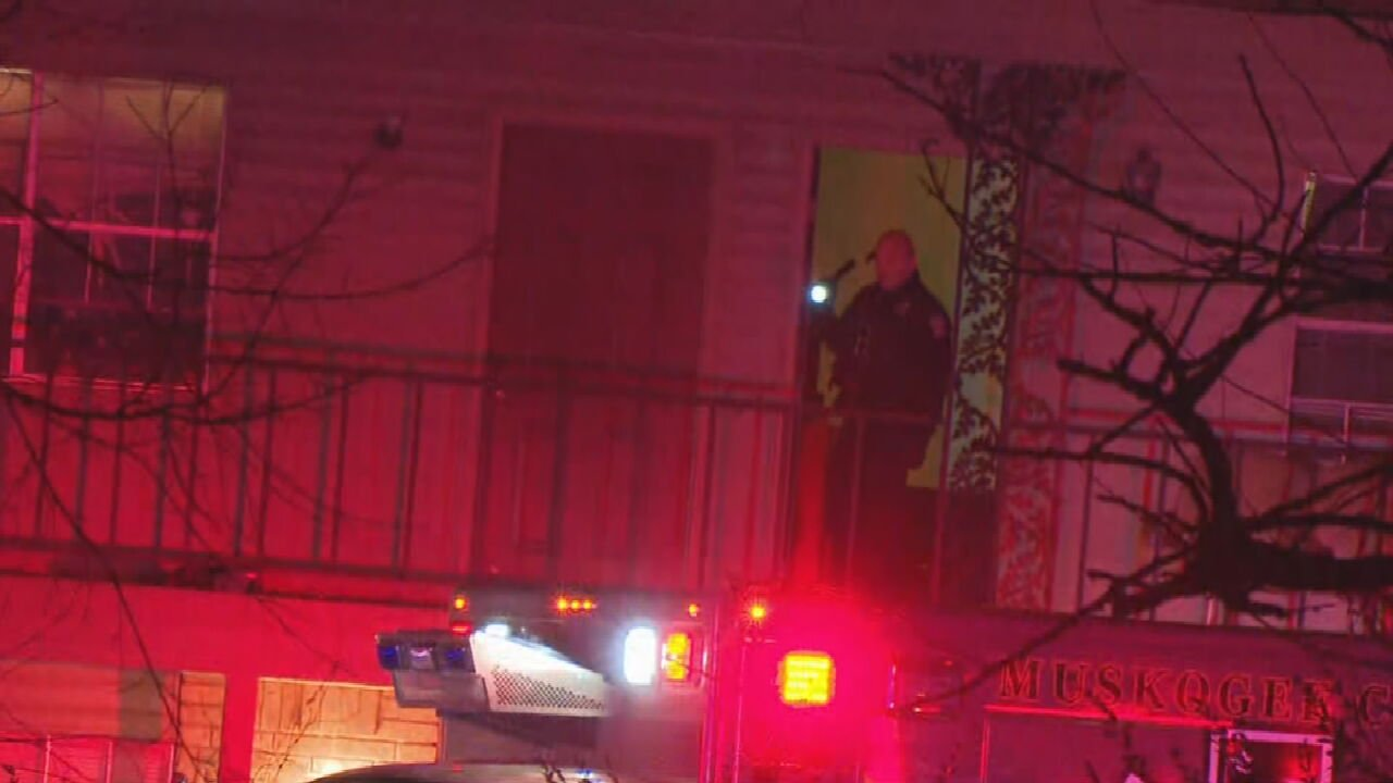 2nd Victim Identified In Muskogee Apartment Shooting