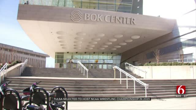 Tulsa Selected To Host 2023 D1 NCAA Men's Wrestling Championships