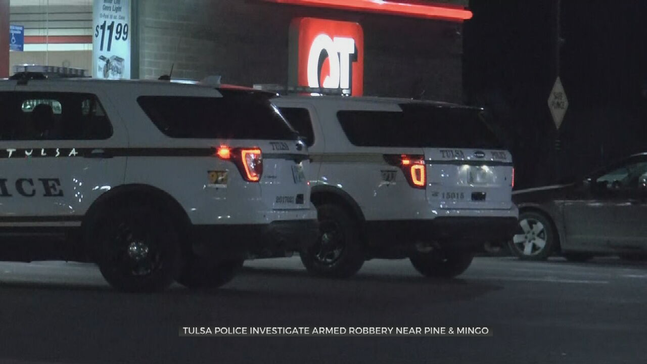 Tulsa Police Search For Man After QuikTrip Robbery