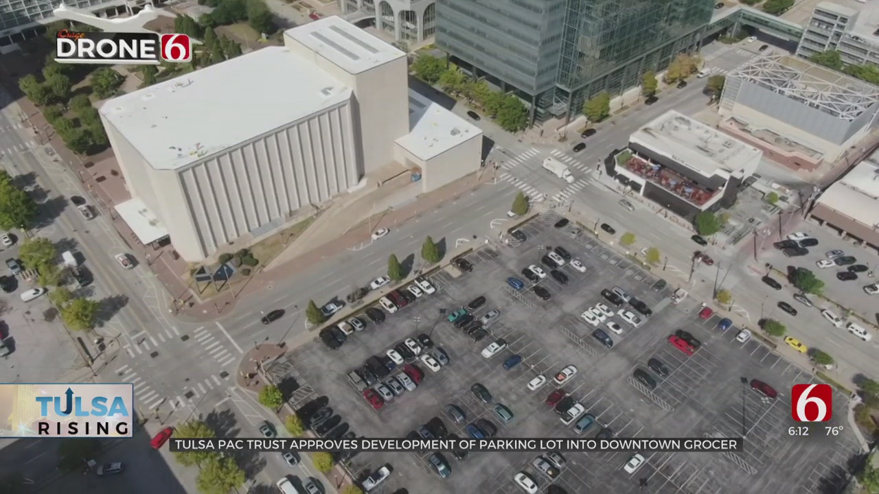 New Multi-Purpose Development Coming To Tulsa Across From Performing Arts Center