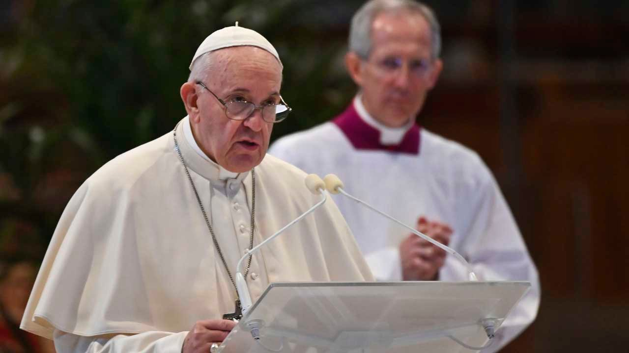 Pope Francis Endorses Same-Sex Civil Unions For The First Time As Pontiff