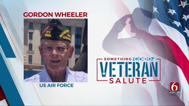 Veteran Salute: Gordon Wheeler