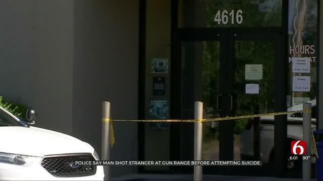 Tulsa Detectives Still Piecing Together Gun Range Homicide