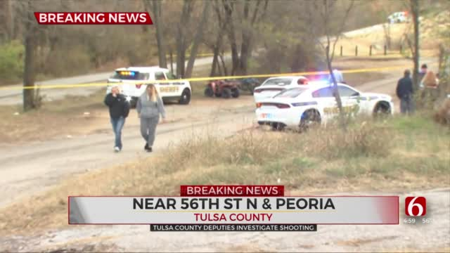 Tulsa County Deputies Searching For 3 Suspects In Turley Double Shooting