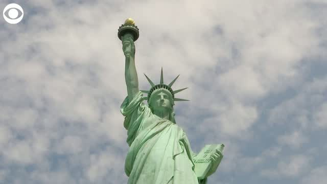 Liberty Island Reopens After 4-Month Closure Due To COVID-19 Pandemic