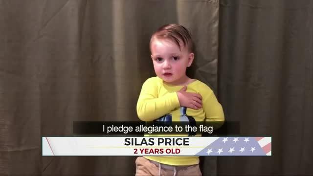 Daily Pledge: Silas Price