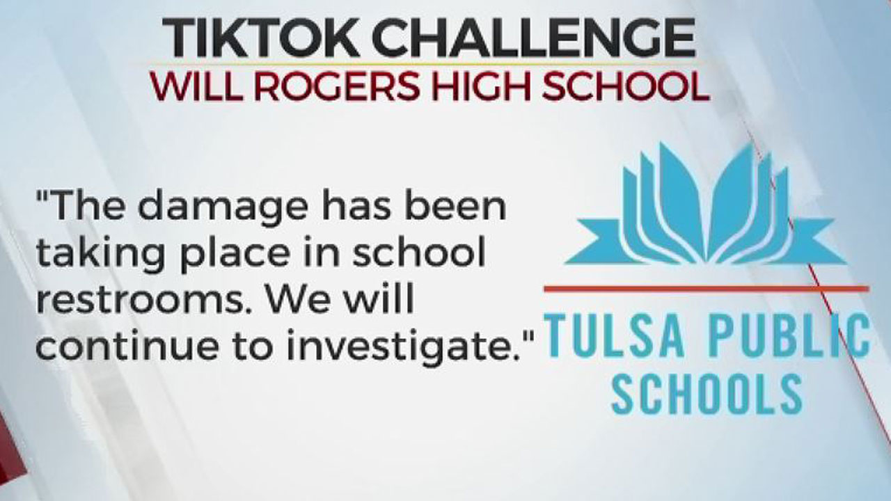 TPS Investigating Videos Of Students Taking Part In TikTok Trend