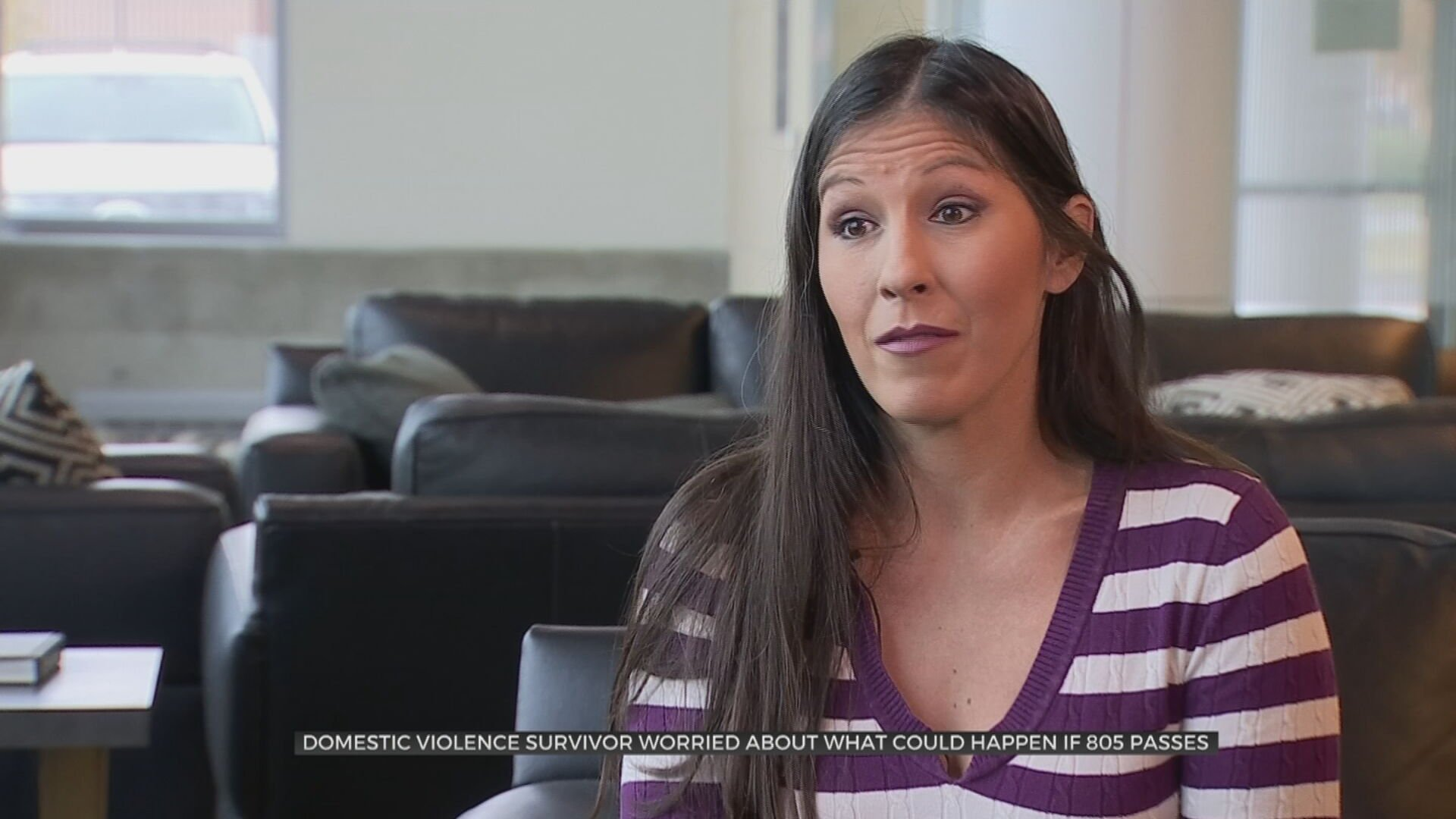 Domestic Violence Survivor Worried About Implications Of SQ 805