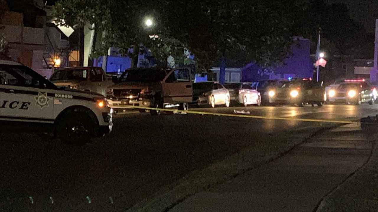 Police Investigate Deadly Shooting At Tulsa Apartment Complex