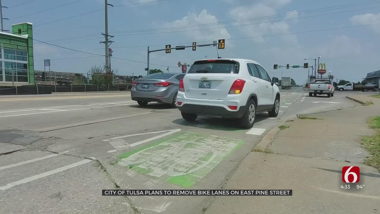 Bike Lane Removal