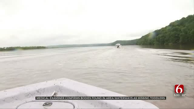 Bodies Found In Bird Creek, Verdigris River Identified As Missing Tulsa Toddlers