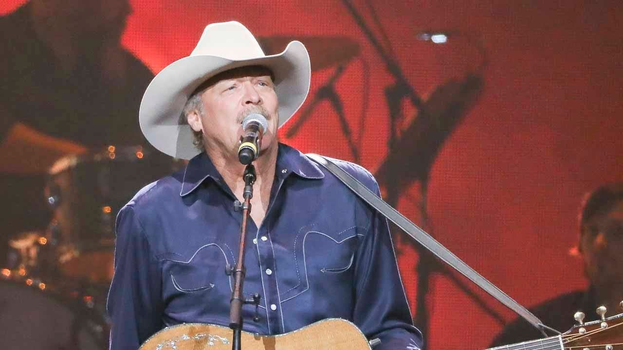 Alan Jackson Concert At Tulsa's BOK Rescheduled Due To COVID-19 Concerns