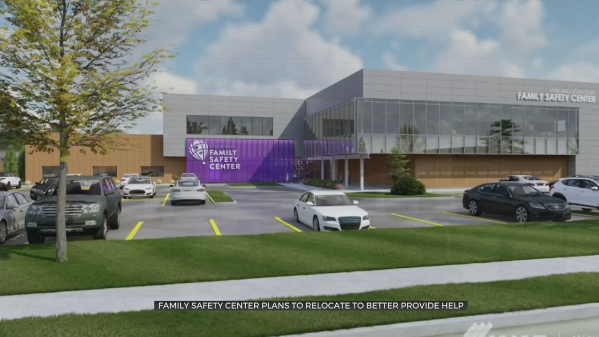 Relocation Will Allow Tulsa Family Safety Center To Better Provide Help