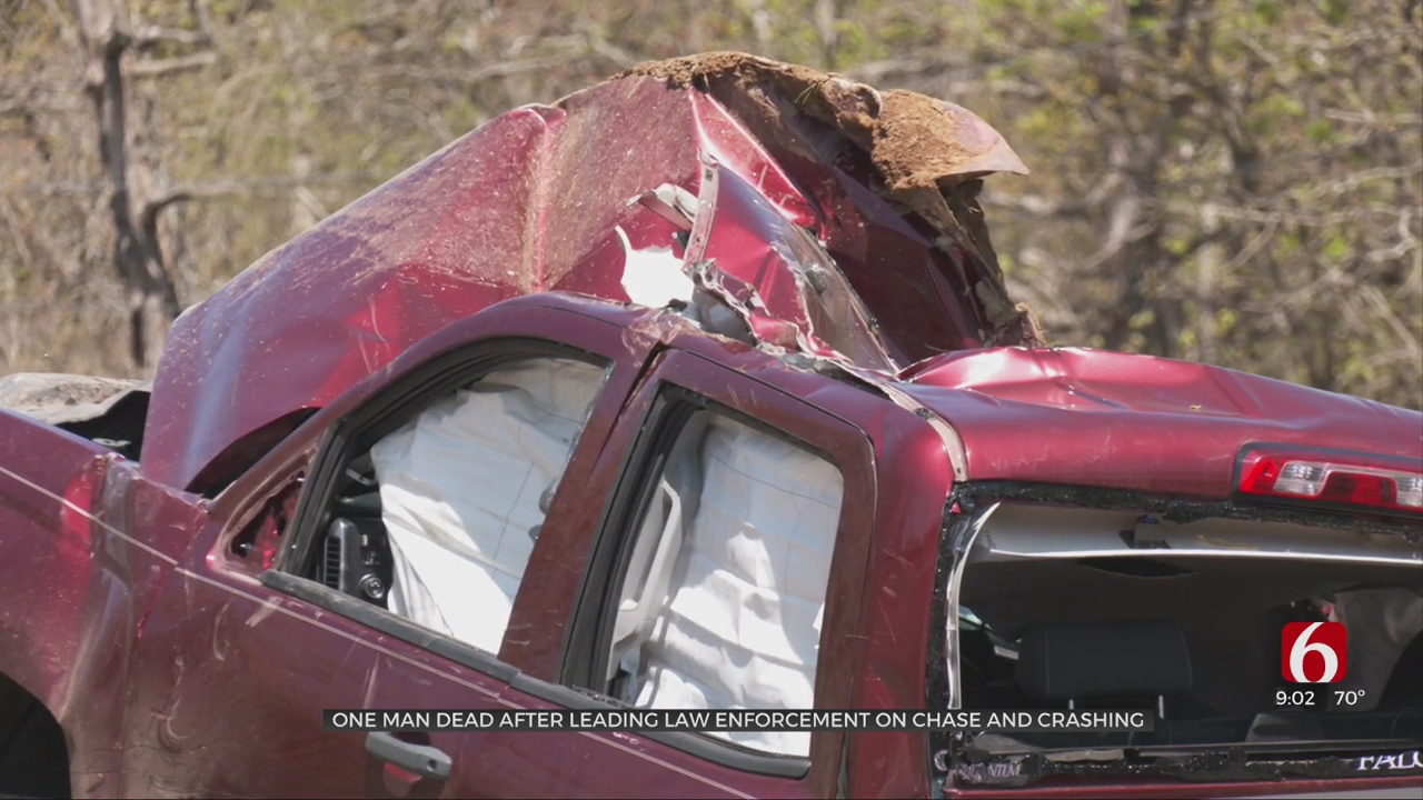 OHP Troopers, OSBI Investigating After Fatal Crash In Cherokee County