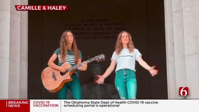 Tulsa Sisters Make Music Video Honoring Law Enforcement