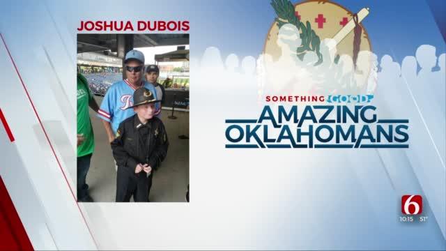 Amazing Oklahoman: Joshua Dubois