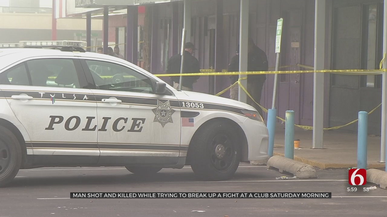 Club Employee Shot, Killed Trying To Break Up Physical Confrontation
