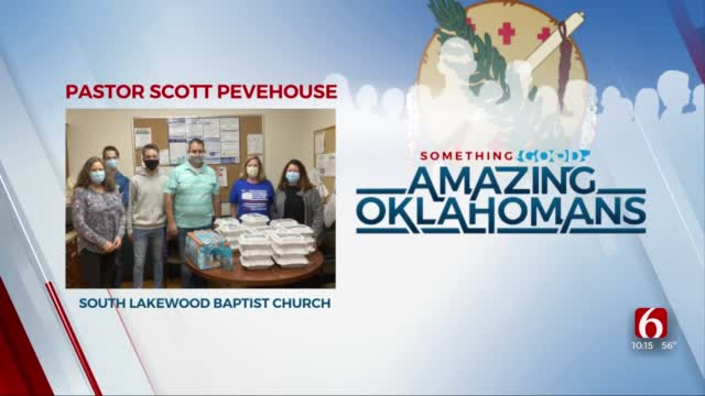 Amazing Oklahoman: Scott Pevehouse