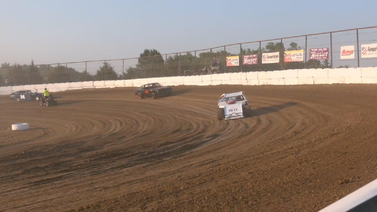 Tulsa Speedway Opens New Dirt Track In Tulsa