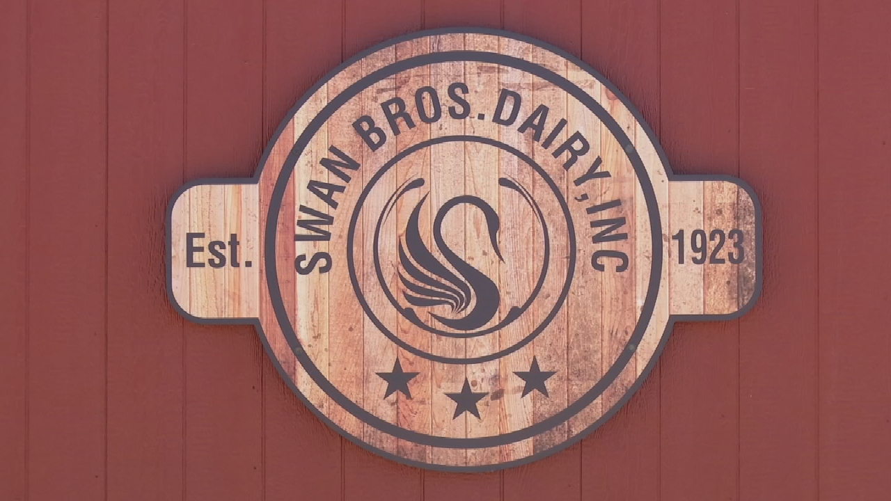 On The Road With Jim Jefferies: Swan Brothers Dairy In Claremore