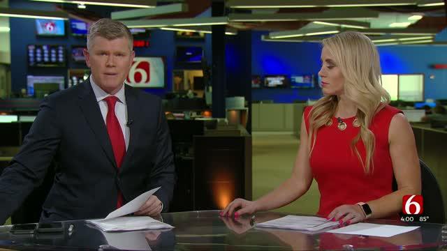 News On 6 4 p.m. Newscast (Aug. 27)