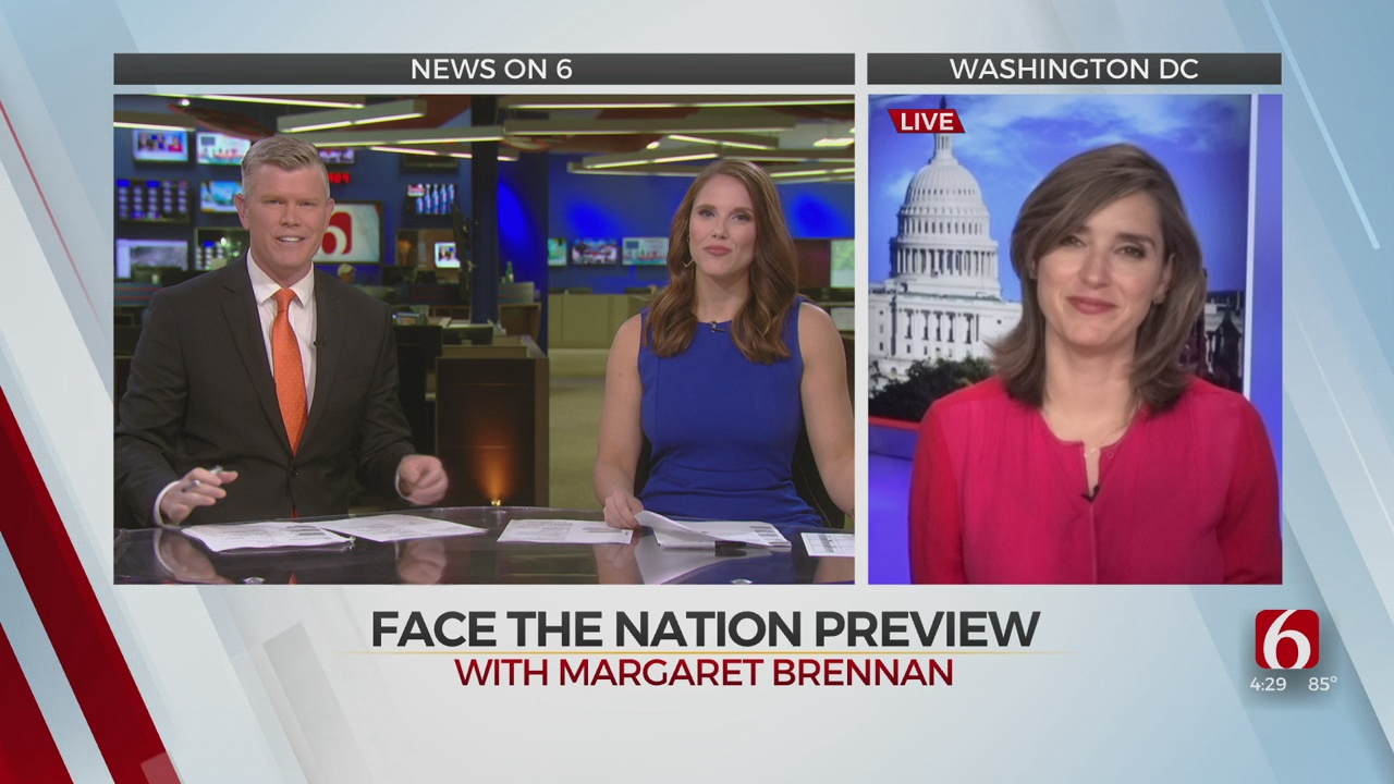 Face The Nation's Margaret Brennan On The UN General Assembly, CDC's Booster Recommendations