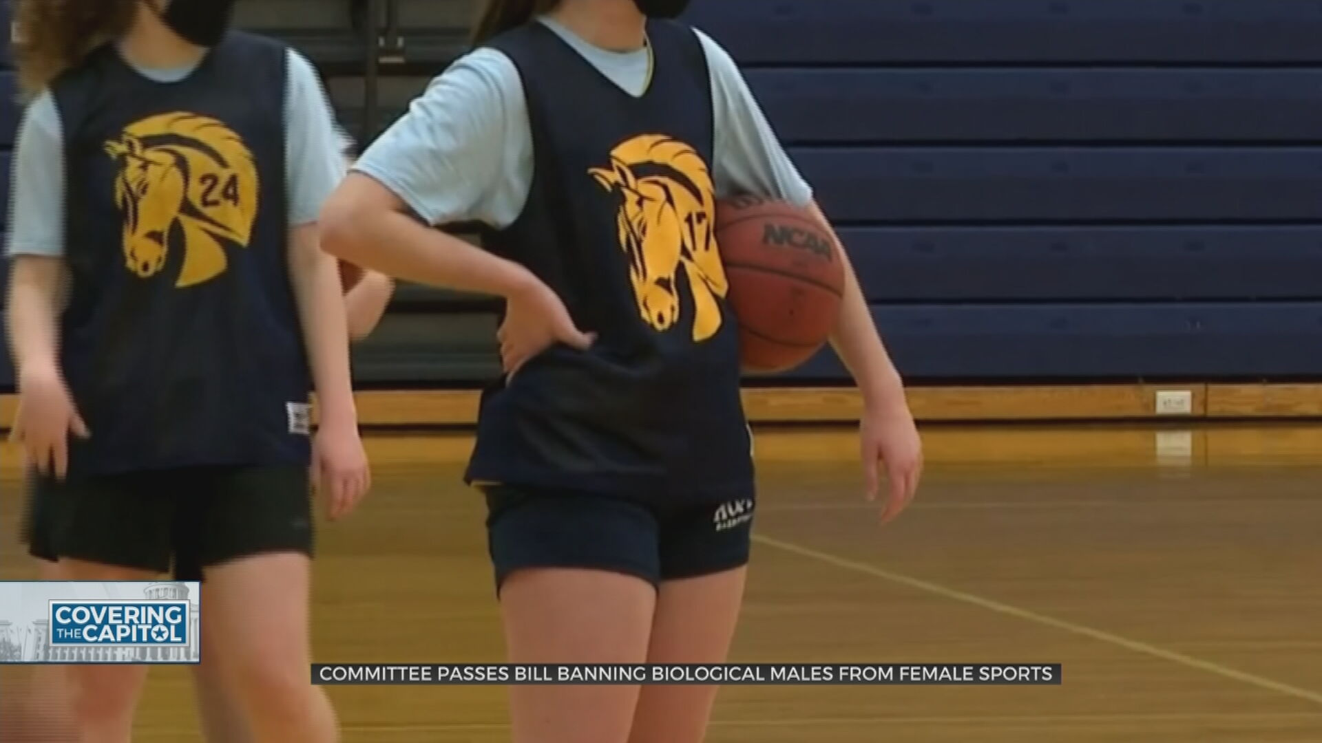 Last-Minute Bill Banning Transgender Girls From Women's Sports Clears Committee