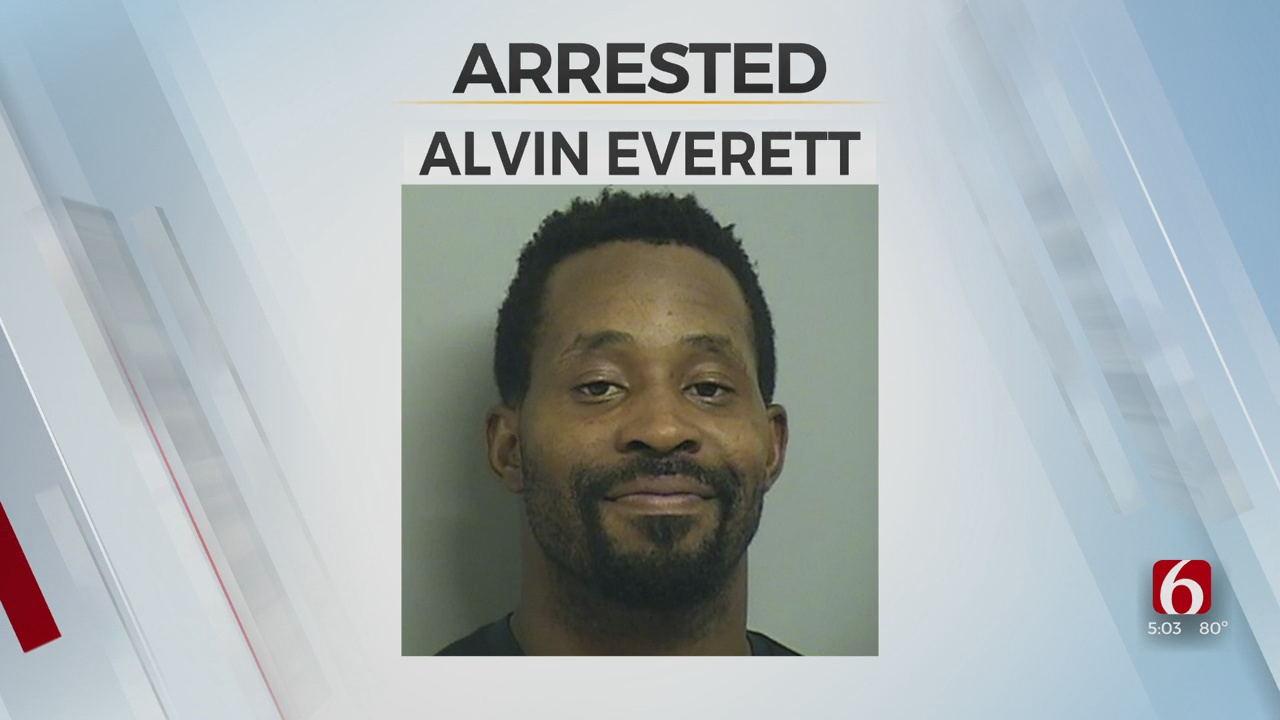 Tulsa Man Accused Of Assaulting Victim With Stepladder After Threatening To Steal Car