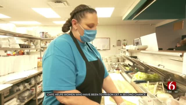 Tulsa Café Celebrates 5 Years Of Giving Women 2nd Chances