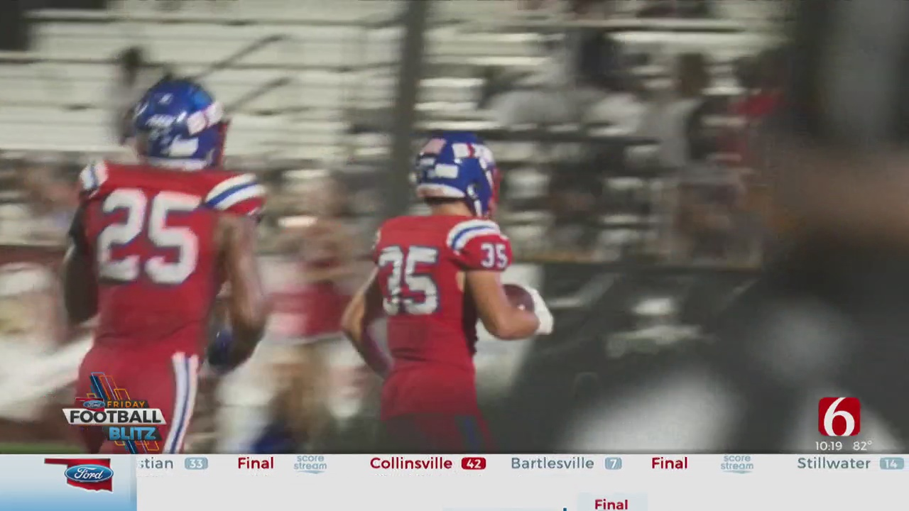 Game Of the Week: Stillwater At Bixby