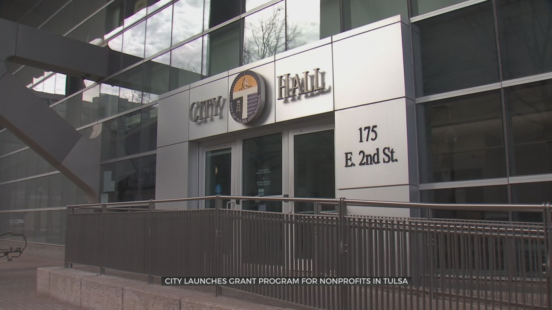 City Of Tulsa To Use $6.5M In Federal Funding To Launch Nonprofit Grant Program