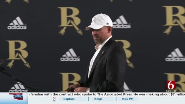 Broken Arrow Names New Coach To Take Over Tigers Program